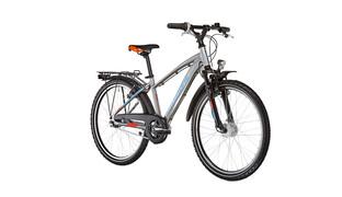 Vermont Madoc 24 NX Childrens Bike grey/blue